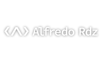Alfredo Rdz